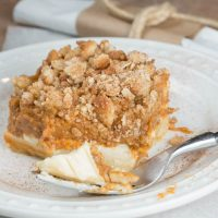 Pumpkin Pie Layer Bars