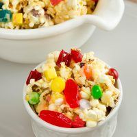 Glazed Candy Popcorn