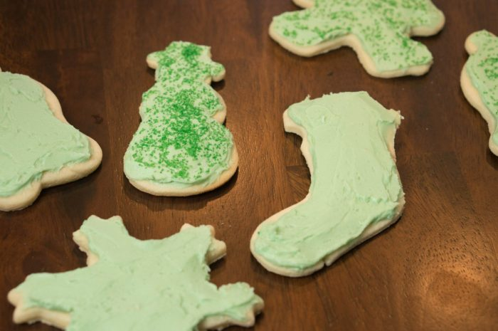 The softest sugar cookie recipe you'll ever find. These super soft sugar cookies are worth all the effort of mixing, rolling, cutting, baking, and frosting!