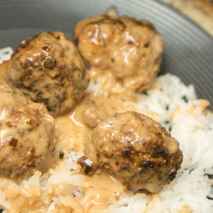 Swedish Meatballs And Sauce Simple Sweet Recipes