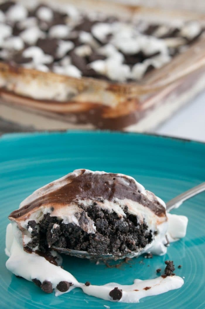 Cookies N Cream Oreo Lush Dessert