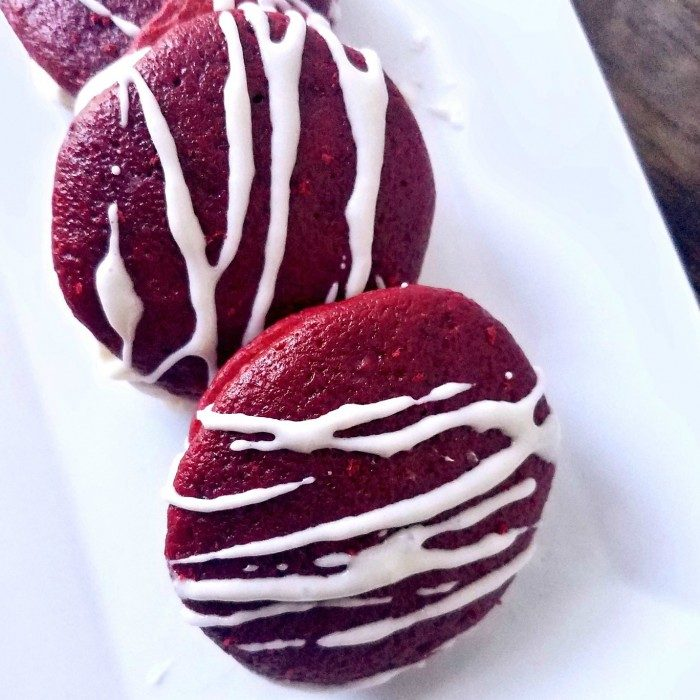 Red Velvet Whoopie Pies | Simple Sweet Recipes