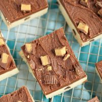 Peanut Butter Dough Bars