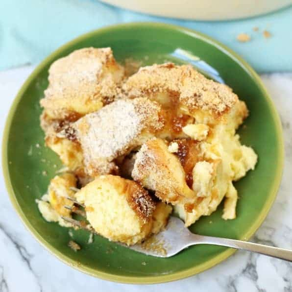 french toast bake sq