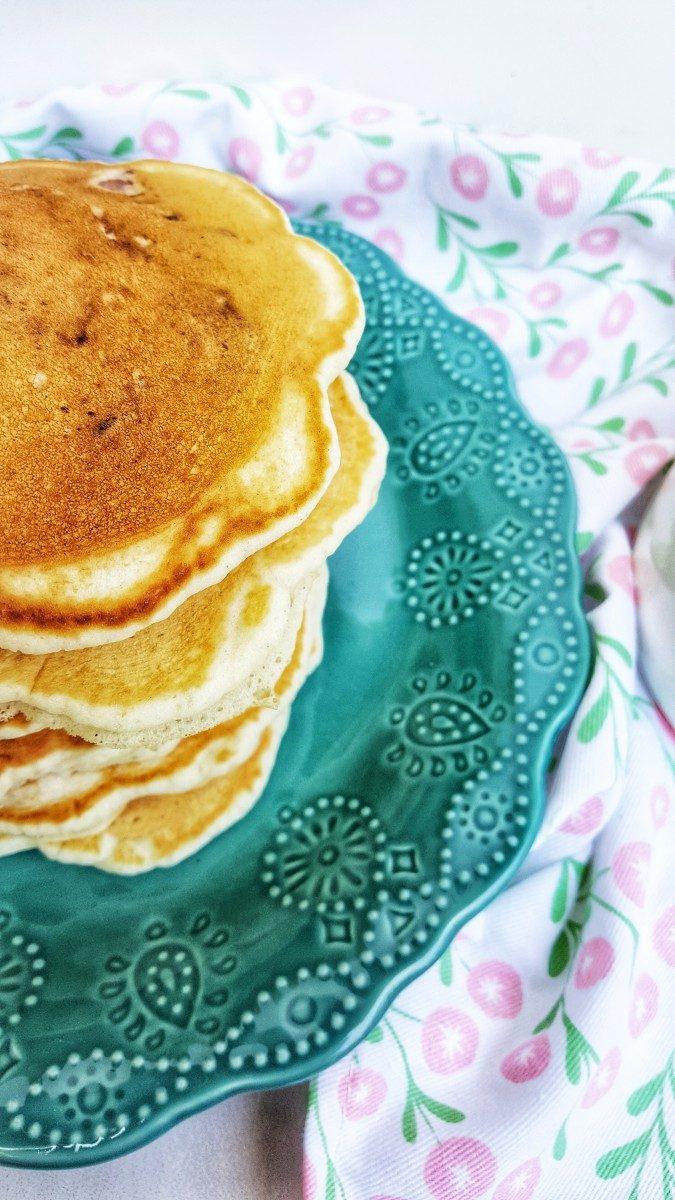 easy hearty pancake breakfast