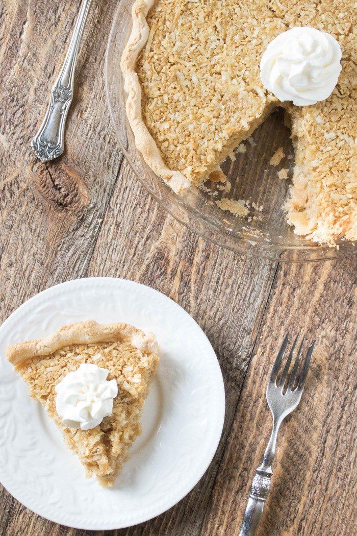 10 min oatmeal pie