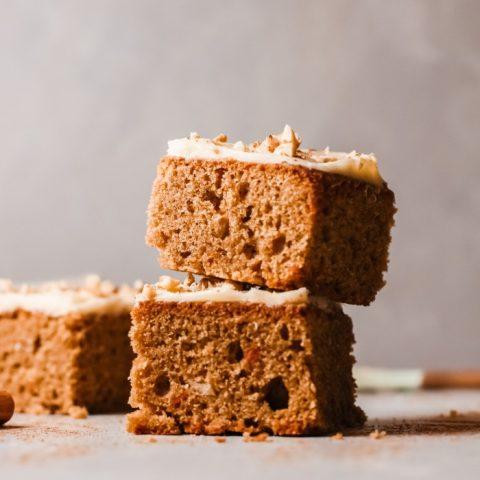 Easiest Carrot Cake