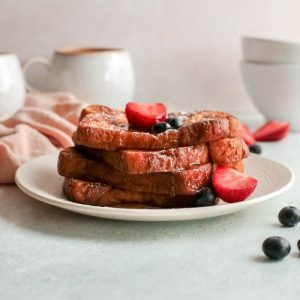 Double Dip French Toast